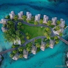 Отель InterContinental Resort and Spa Moorea пляж