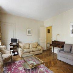 Апартаменты Quai d'Orsay Apartment Париж комната для гостей фото 5