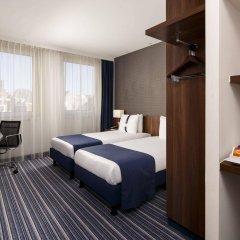 Отель Holiday Inn Express Amsterdam Arena Towers Нидерланды, Амстердам - 2 отзыва об отеле, цены и фото номеров - забронировать отель Holiday Inn Express Amsterdam Arena Towers онлайн комната для гостей фото 4
