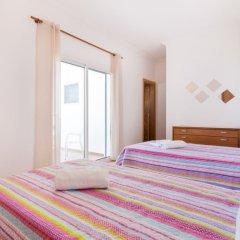 Отель Estrela do Mar Praia da Galé комната для гостей фото 4