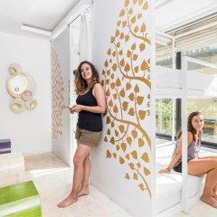 Отель NapPark Hostel Таиланд, Бангкок - отзывы, цены и фото номеров - забронировать отель NapPark Hostel онлайн спа фото 2