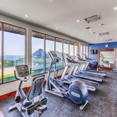 Отель Hampton Inn & Suites by Hilton Los Cabos фитнесс-зал фото 2