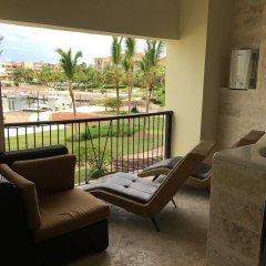 Апартаменты Luxury Cap Cana Apartment балкон