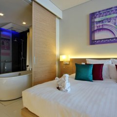 Отель The Kee Resort & Spa 4* Стандартный номер с различными типами кроватей фото 9