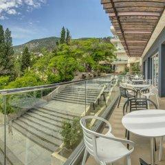 Гостиница ГК Новый Свет балкон