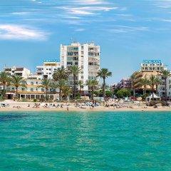 Hotel Central Playa пляж фото 2