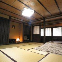 Отель Yamanoyado Reisen Kannojigoku Ryokan Минамиогуни комната для гостей фото 5