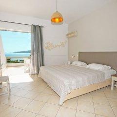 Отель Panorama Apartments Греция, Порос - 1 отзыв об отеле, цены и фото номеров - забронировать отель Panorama Apartments онлайн комната для гостей фото 5