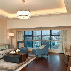 Отель Somerset Software Park Xiamen Китай, Сямынь - отзывы, цены и фото номеров - забронировать отель Somerset Software Park Xiamen онлайн комната для гостей фото 2