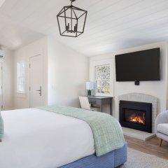 Отель The Orchid Inn at Santa Barbara США, Санта-Барбара - отзывы, цены и фото номеров - забронировать отель The Orchid Inn at Santa Barbara онлайн комната для гостей фото 5