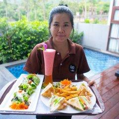 Отель Baan Talay Pool Villa питание фото 3