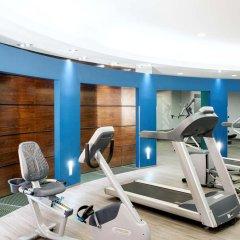 Отель NH Vienna Airport Conference Center фитнесс-зал фото 4