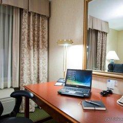 Отель Hilton Garden Inn San Jose/Milpitas удобства в номере фото 2