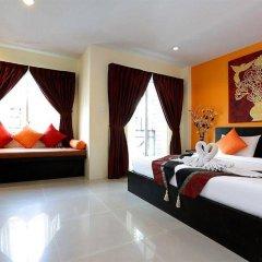 @Home Boutique Hotel Patong комната для гостей фото 2