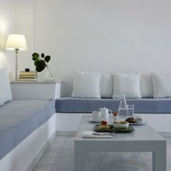 Отель Santorini Kastelli Resort в номере фото 2