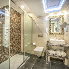 Hotel Koukounaria ванная фото 2