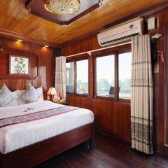 Отель Halong Scorpion Cruise комната для гостей фото 2