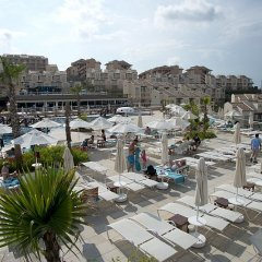 CLC Kusadasi Golf & Spa Resort Hotel пляж фото 2