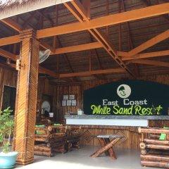 Отель East Coast White Sand Resort Филиппины, Анда - отзывы, цены и фото номеров - забронировать отель East Coast White Sand Resort онлайн интерьер отеля