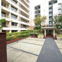 Отель Centre Point Sukhumvit Thong-Lo парковка
