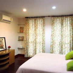 Отель Chan Guest Villa Бангкок комната для гостей фото 2