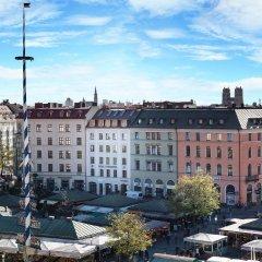 Отель Living Hotel Das Viktualienmarkt by Derag Германия, Мюнхен - отзывы, цены и фото номеров - забронировать отель Living Hotel Das Viktualienmarkt by Derag онлайн