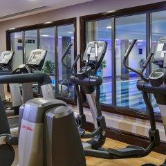 Отель Holiday Inn Birmingham Airport фитнесс-зал