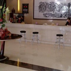 Fengsheng Zhongzhou Business Hotel интерьер отеля фото 2