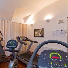 Falkensteiner Hotel Maria Prag фитнесс-зал