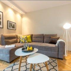 Отель P&O Apartments Chmielna 2 Польша, Варшава - отзывы, цены и фото номеров - забронировать отель P&O Apartments Chmielna 2 онлайн комната для гостей