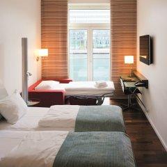 Отель Copenhagen Island комната для гостей фото 2
