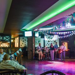 Гостиница Мелиот гостиничный бар