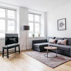 Апартаменты 3-bedroom Apartment in Copenhagen Копенгаген комната для гостей фото 2