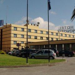 Отель Novotel Porto Gaia парковка
