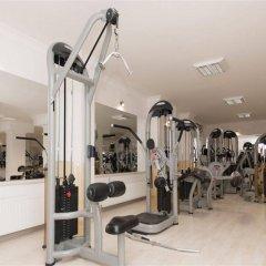 Kamer Suites & Hotel Чешме фитнесс-зал