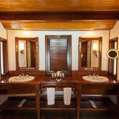 Отель Sofitel Bora Bora Private Island Французская Полинезия, Бора-Бора - отзывы, цены и фото номеров - забронировать отель Sofitel Bora Bora Private Island онлайн ванная фото 2