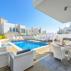 Отель Villa Imperial Кипр, Протарас - отзывы, цены и фото номеров - забронировать отель Villa Imperial онлайн бассейн