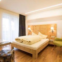 Отель Pension Hilpold Лана комната для гостей фото 5