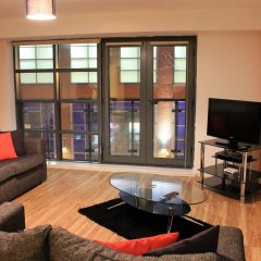 Апартаменты Atana Apartments комната для гостей фото 5