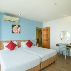 Отель Best Bella Pattaya Таиланд, Паттайя - 4 отзыва об отеле, цены и фото номеров - забронировать отель Best Bella Pattaya онлайн комната для гостей фото 5