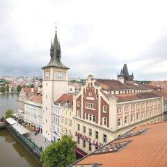 Отель Charles Bridge Palace Прага балкон