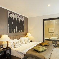 Quentin Boutique Hotel 4* Стандартный номер с различными типами кроватей фото 32