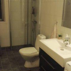 Отель Bed and Waffles ванная