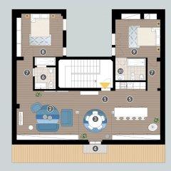 Отель Casa da Barroca: spacious A-location designer loft интерьер отеля фото 2