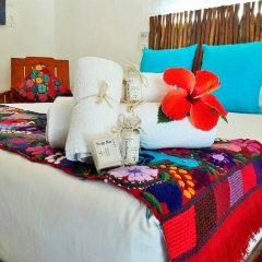 Отель Maya Hotel Residence Мексика, Остров Ольбокс - отзывы, цены и фото номеров - забронировать отель Maya Hotel Residence онлайн в номере фото 2