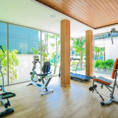 Курортный отель Crystal Wild Panwa Phuket фитнесс-зал фото 3