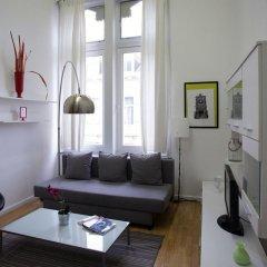 Апартаменты Brussels City Center Apartments комната для гостей фото 3