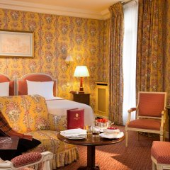 Victoria Palace Hotel Paris комната для гостей фото 7