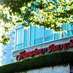 Отель Hampton Inn and Suites by Hilton, Downtown Vancouver Канада, Ванкувер - отзывы, цены и фото номеров - забронировать отель Hampton Inn and Suites by Hilton, Downtown Vancouver онлайн городской автобус
