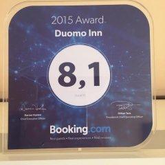 Отель Duomo Inn Италия, Милан - отзывы, цены и фото номеров - забронировать отель Duomo Inn онлайн удобства в номере фото 2
